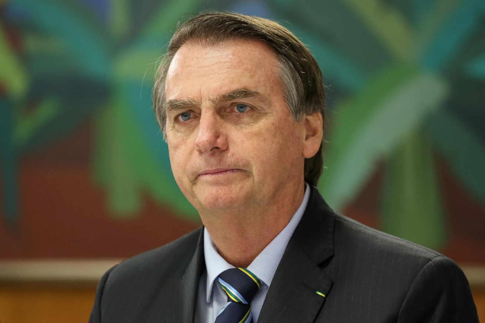 Bolsonaro taxa imprensa de oposição em culto da Igreja Batista Fonte da Vida