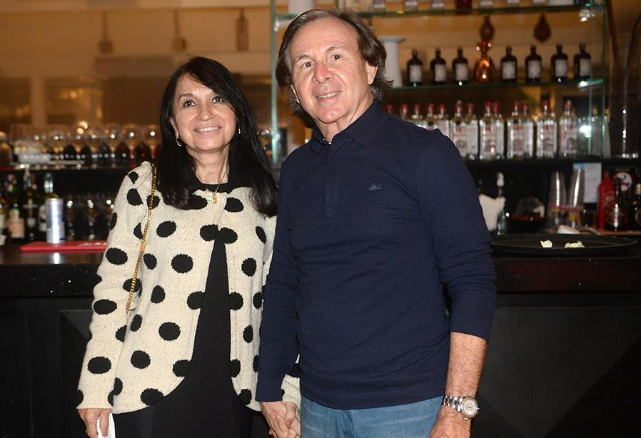Leila e deputado federal exemplar  Antonio Brito na posse do seu pai na Academia de Letras da Bahia