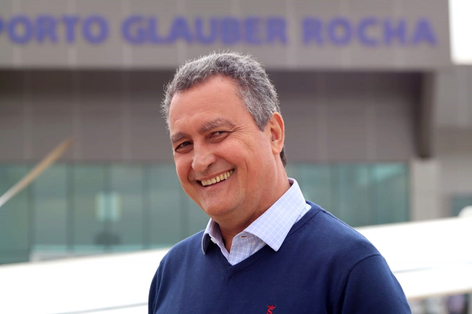 Rui Costa diz que não vai a inauguração de aeroporto com Bolsonaro: