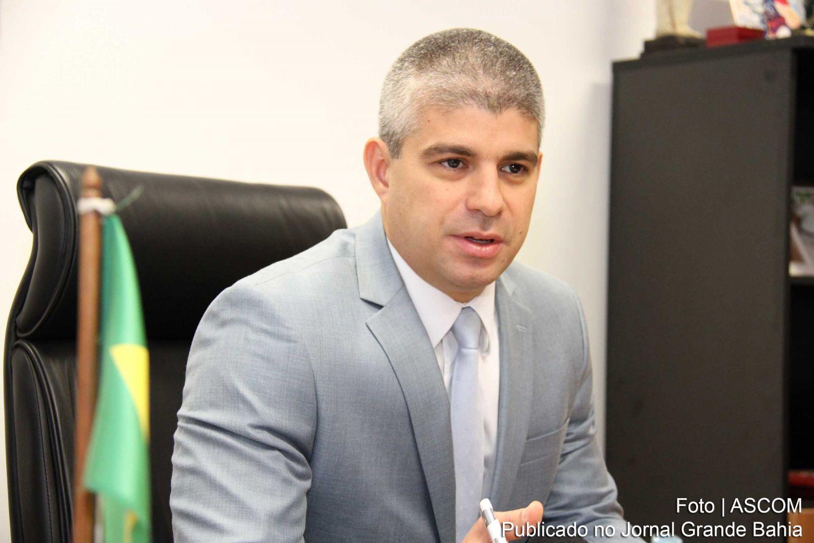 Secretário Nacional de Segurança Pública envia link com crítica a Rui Costa e SSP da Ba, Maurício Barbosa reage logo