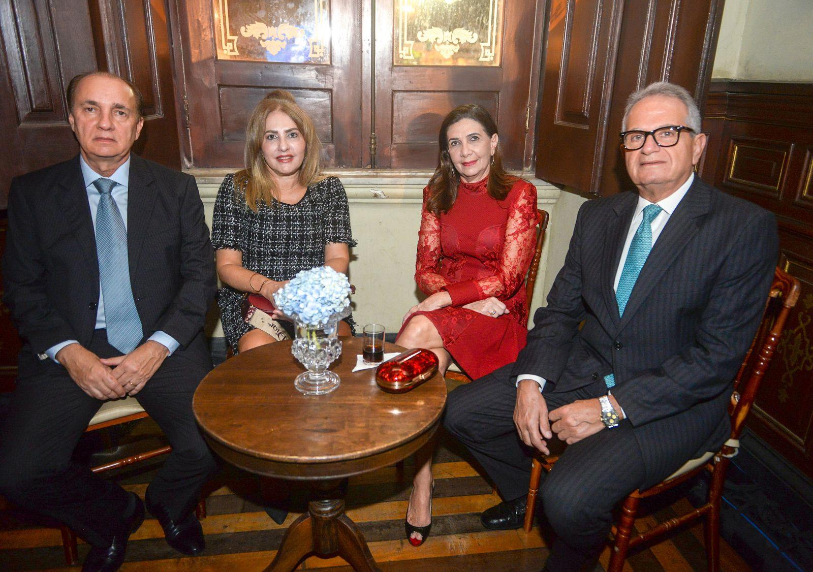 Ivone e Alberto Nunes, Kátia e Tony Tawil destaques 2019 do Clube dos Dirigentes Logistas de Salvador