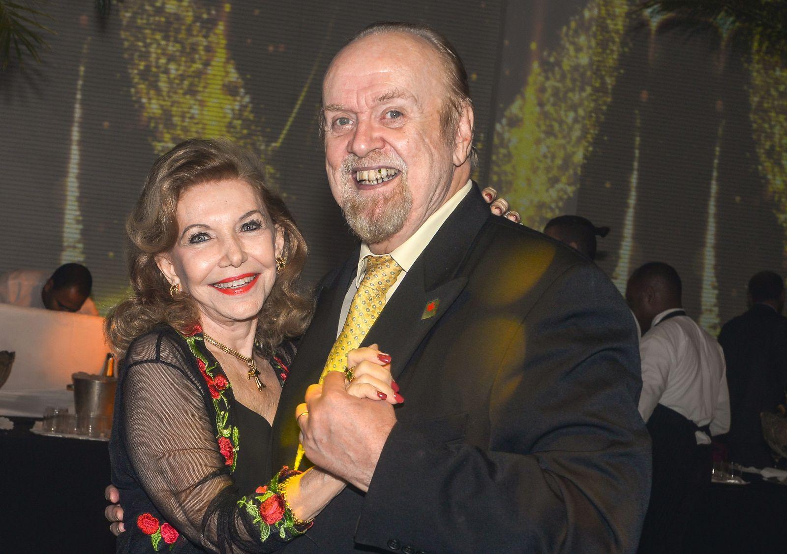 Denise e Marcel Lavalle Professor e Cônsul do Canadá em Salvador é o casal destaque de hoje dia 31 de julho de 2019
