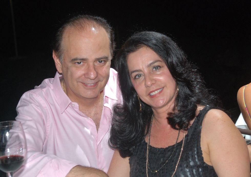 Mércia e Alexandre Barradas o casal destaque de hoje 03 de abril