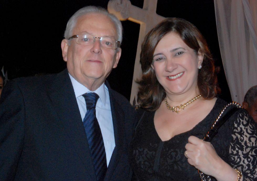 Eduardo Valente e Conceição em destaque sócio - emprsarial