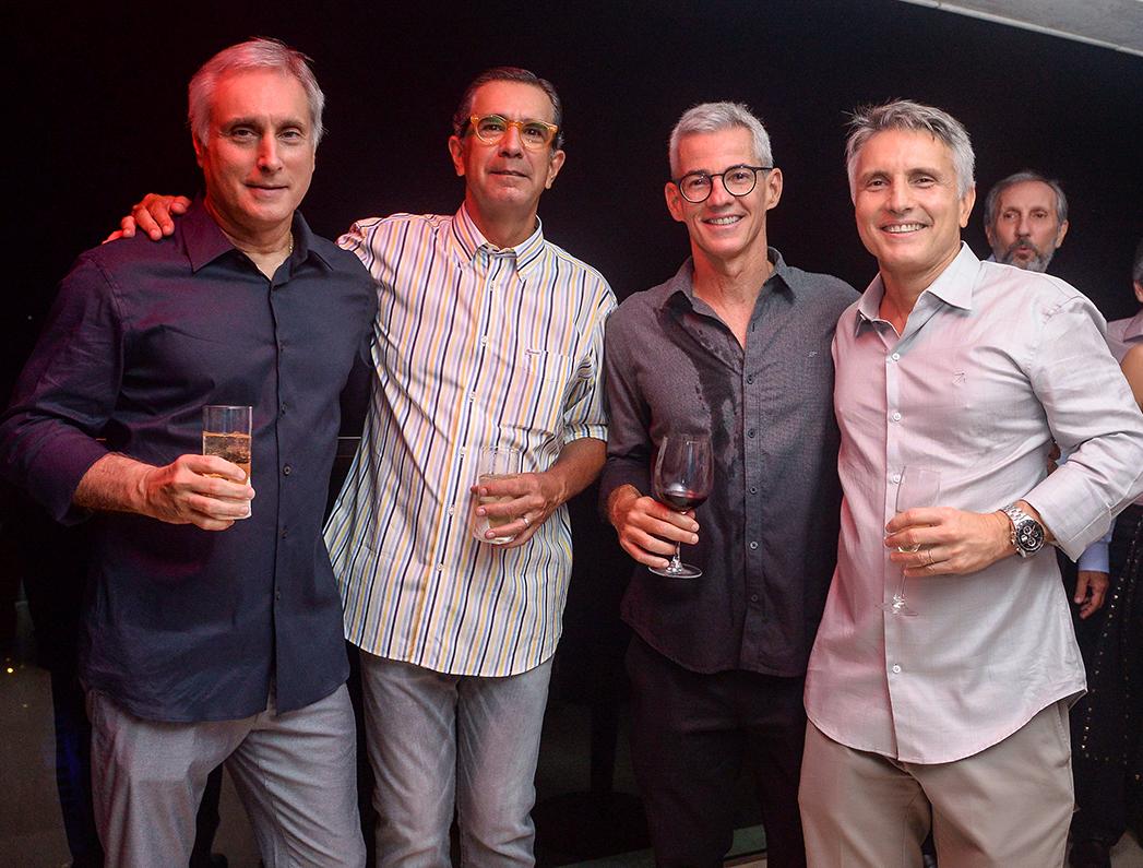 These bussinessman were entrepreneurs on Eduardo Pedreira birthday. View more...