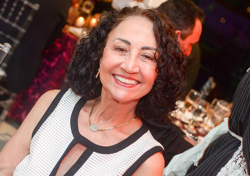 Sílvia Sarkis é o destaque feminino de hoje 12 de janeiro de 2019