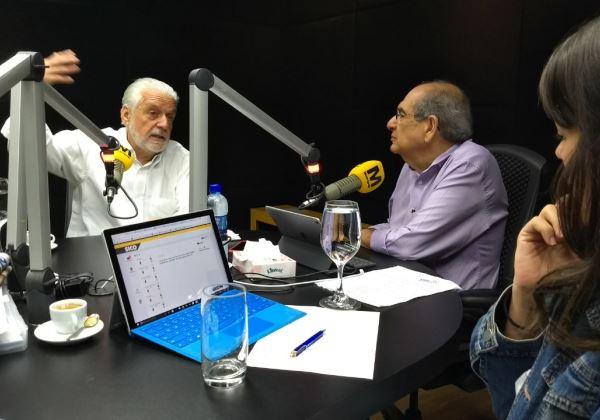 Em entrevista a Mário Kertész Wagner reforçou que deve ser candidato ao Senado