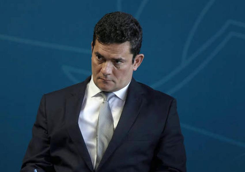 Moro diz que ''lamenta'' decisão da Câmara sobre tirar o Coaf da Justiça para o ministério da Economia
