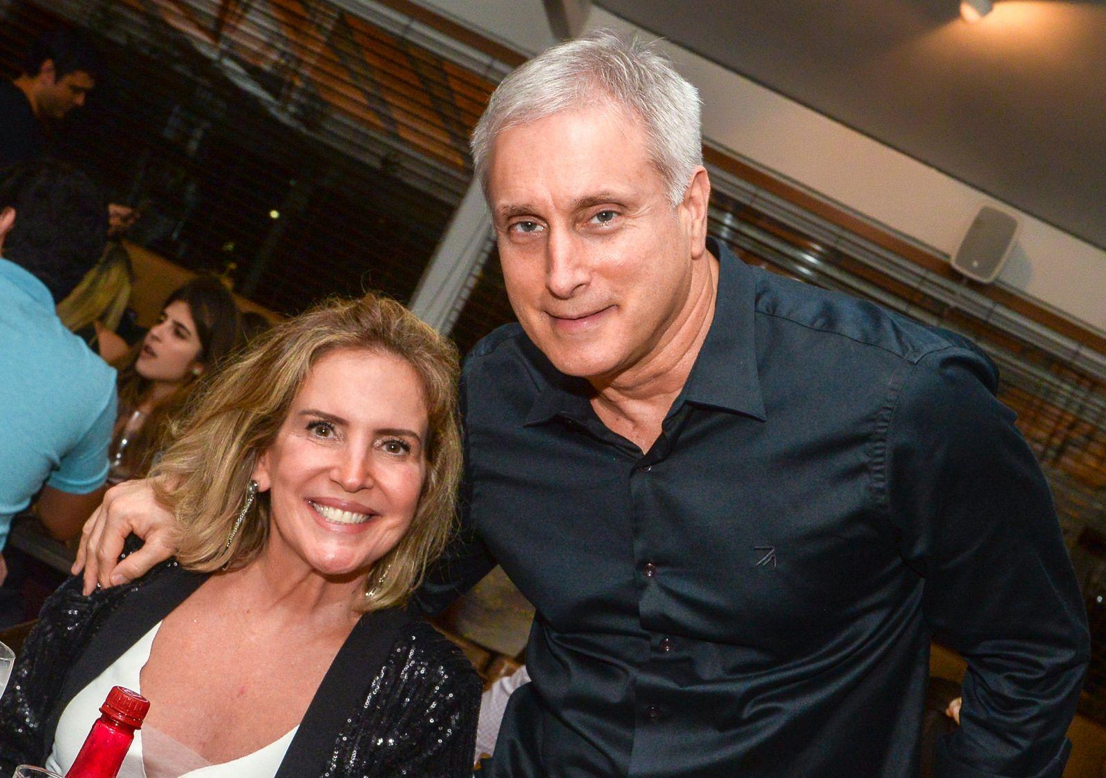Andreia e Eduardo Portugal Pedreira o casal destaque de hoje dia 29 de agosto de 2019
