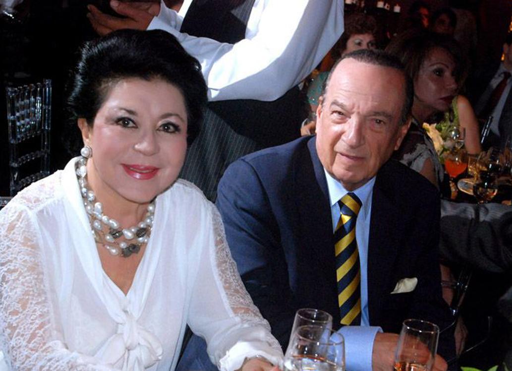 Ângelo Calmon de Sá e Ana Maria é o casal destaque de hoje 03 de abril
