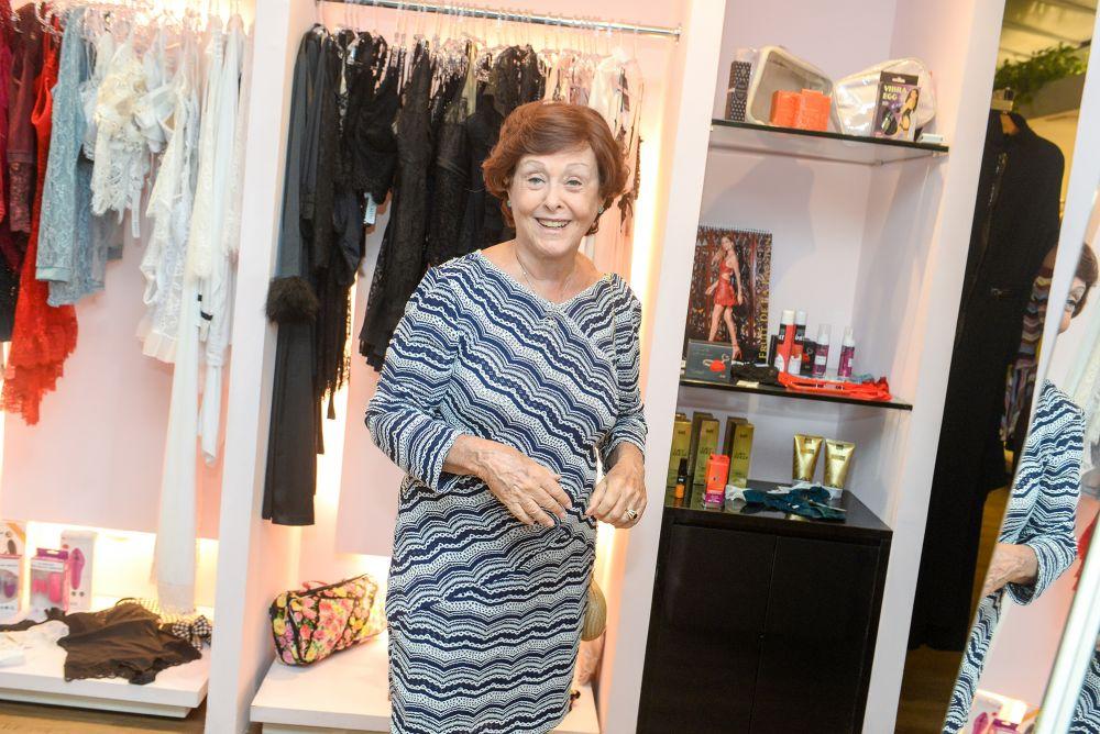 Dina Kertzman é a nobre aniversariante de hoje dia 19 de setembro