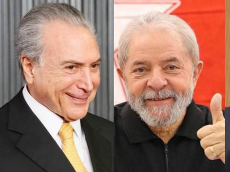 Acordão pode livrar Temer e Lula do juiz Moro, diz jornal