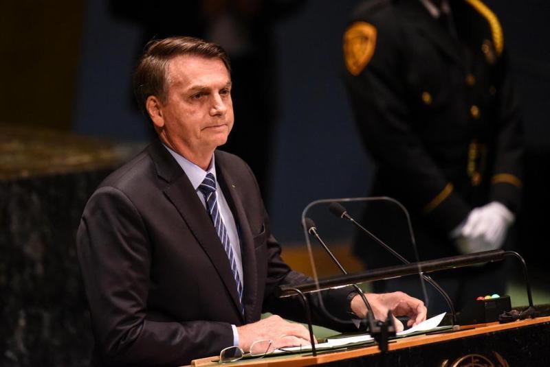 Quais foram os alvos de ataques de Bolsonaro no discurso na ONU