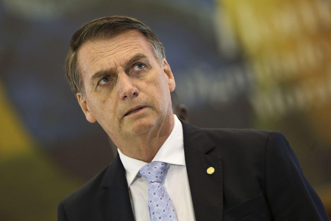 Bolsonaro: Reforma da Previdência igualará ricos e pobres.Ver mais...