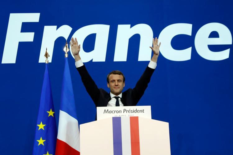 Quem é Emmanuel Macron, o novo presidente eleito da França