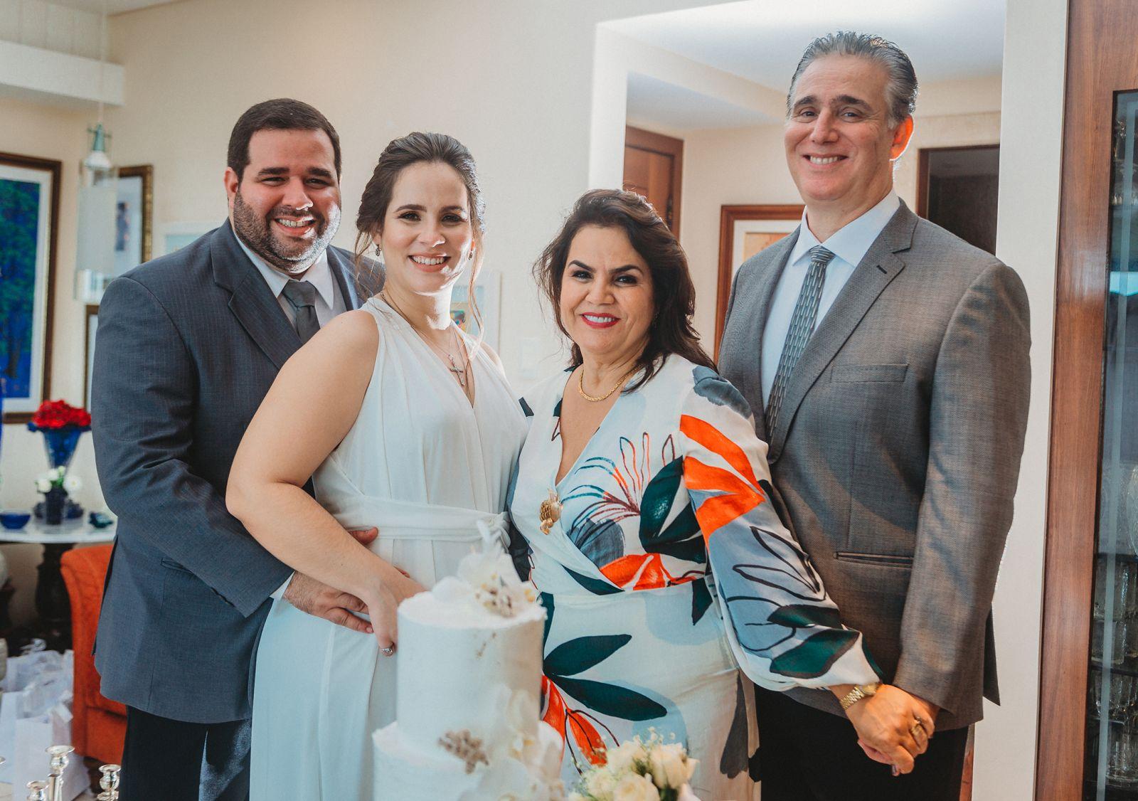 Casamento de Yasmin Guanaes Silva de Carvalho e Nadson Costa de Carvalho, dia dezenove de março.
