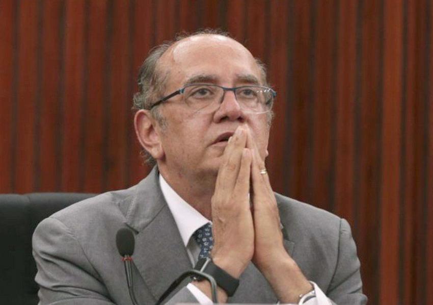 Gilmar recebe ligação de Bolsonaro sobre vazamento