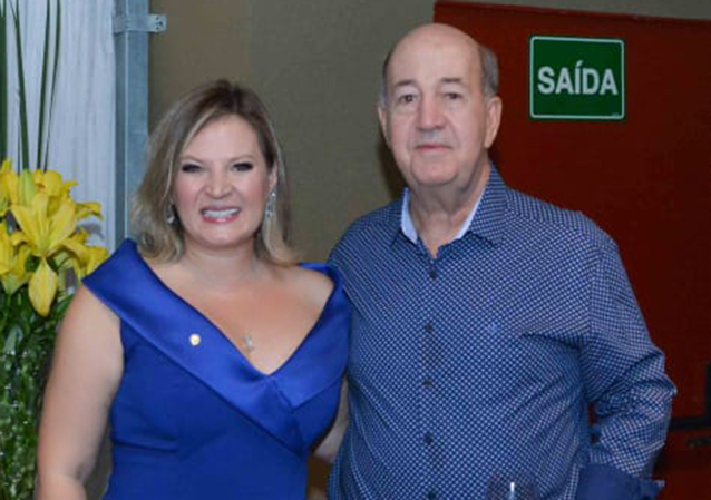 Max Muniz com Joice Hasselmann a deputada mais votada na história do Brasil.Ver mais...