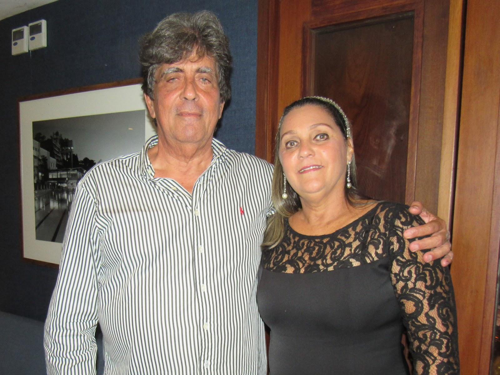 Marcelo Gama Lobo e Silvia Gama Lobo o Casal Destaque de hoje dia 31 de outubro de 2019