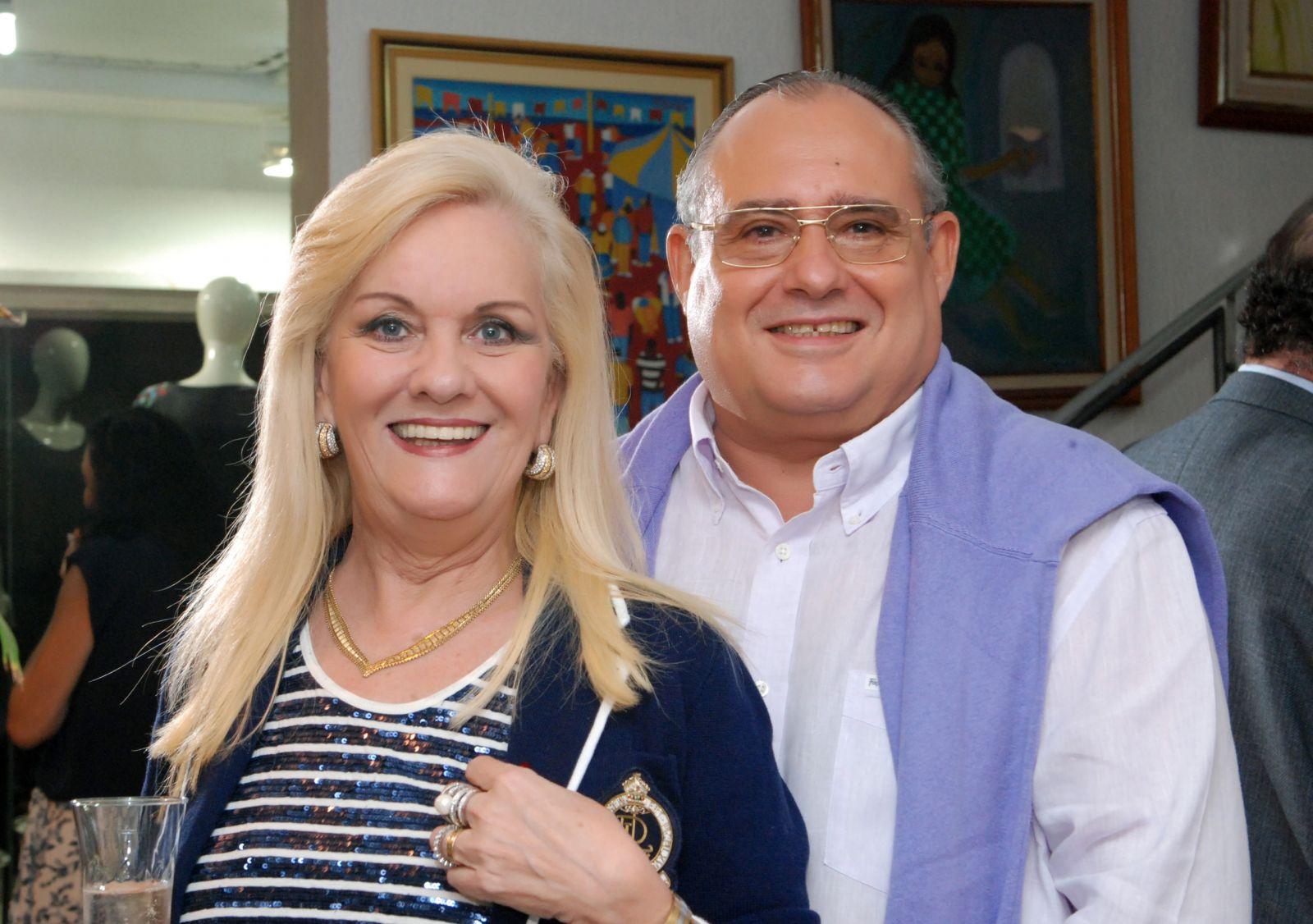 Dôra e Aníbal Gordilho é o casal very special de hoje dia 6 de outubro