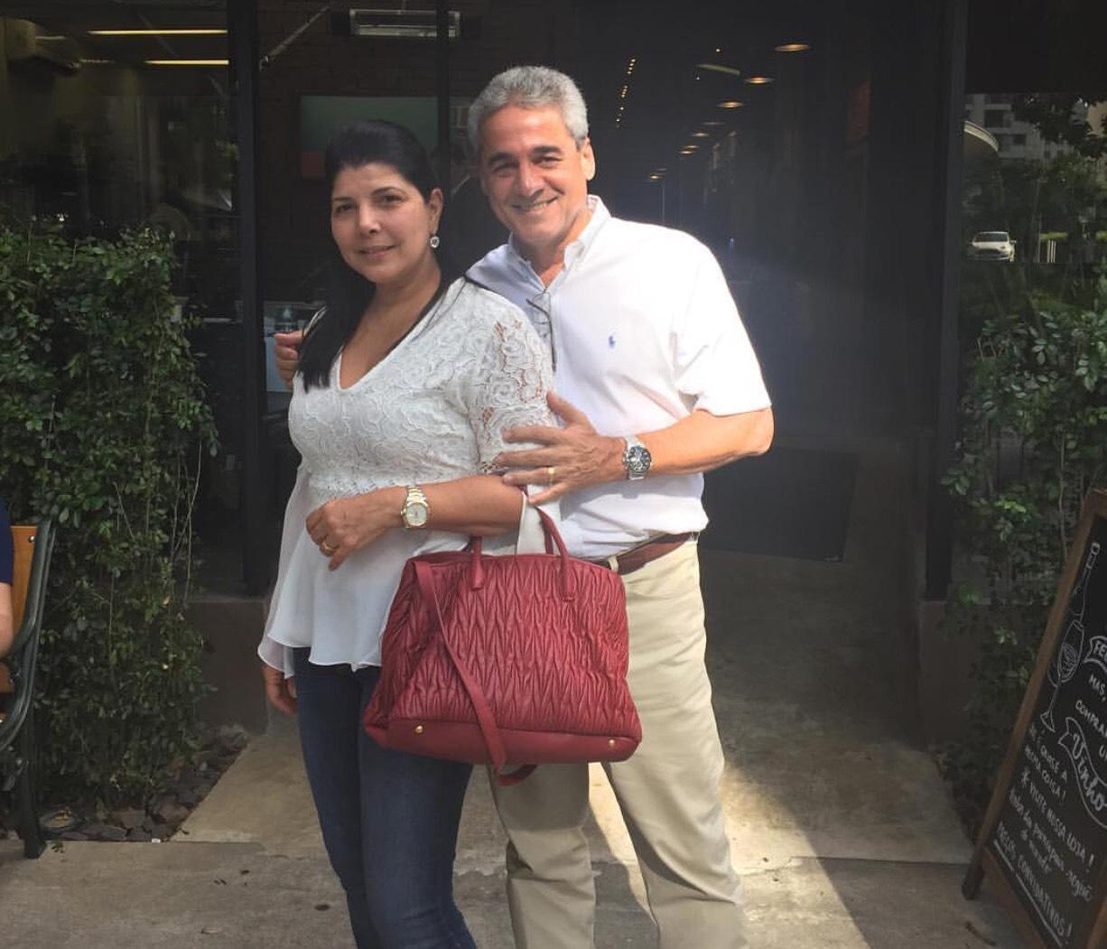 Tereza Valente e Jorge Oliveira depois de uma temporada em Trancoso