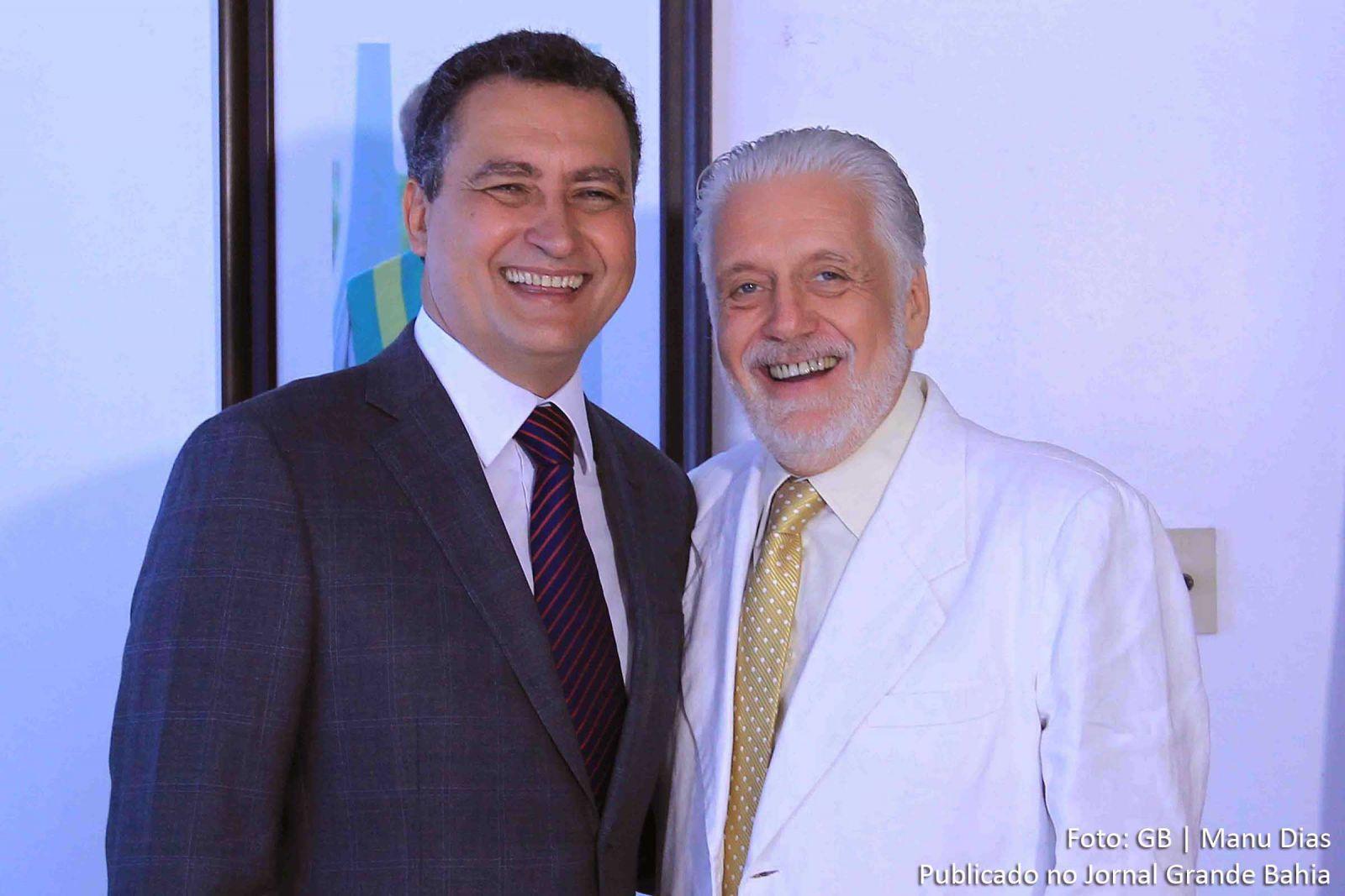 Jaques Wagner é o mais cotado para senador do PT, e Rui Costa apoia a candidatura. Veja mais...