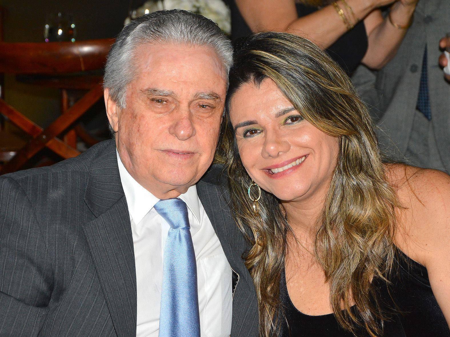 Ana e Pedro Godinho o nobre aniversariante do dia 28 de junho