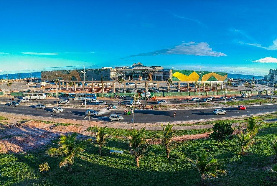 Centro de Convenções de Salvador é inaugurado na Orla Marítima da Boca do Rio