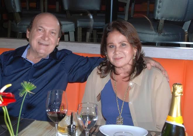 Jurandir Almeida e Isabel presença marcante na Feijoada ao Mar dia 01/02 no Cerimonial Villa São José