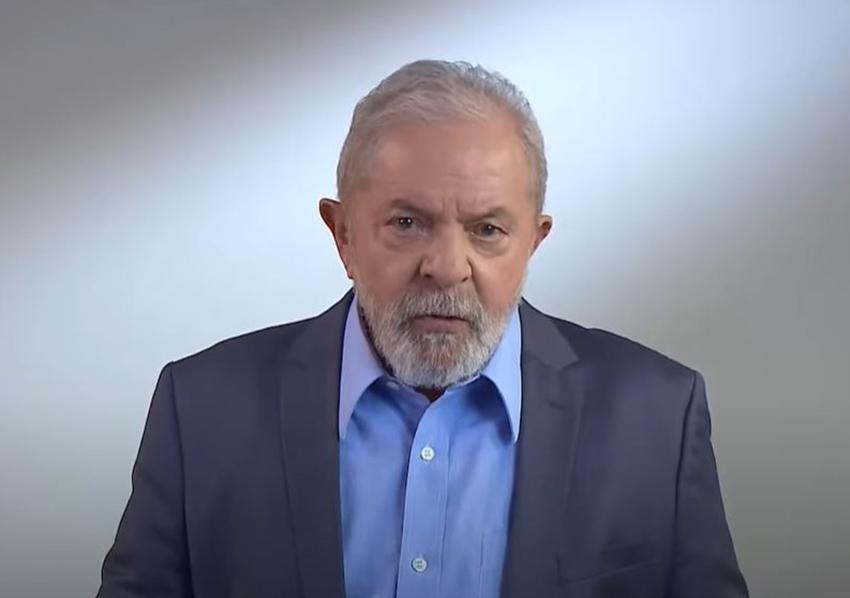 Lula citou um discurso cheio de belas palavras,cheio de acusações ao governo, e muito vazio concernente à verdade