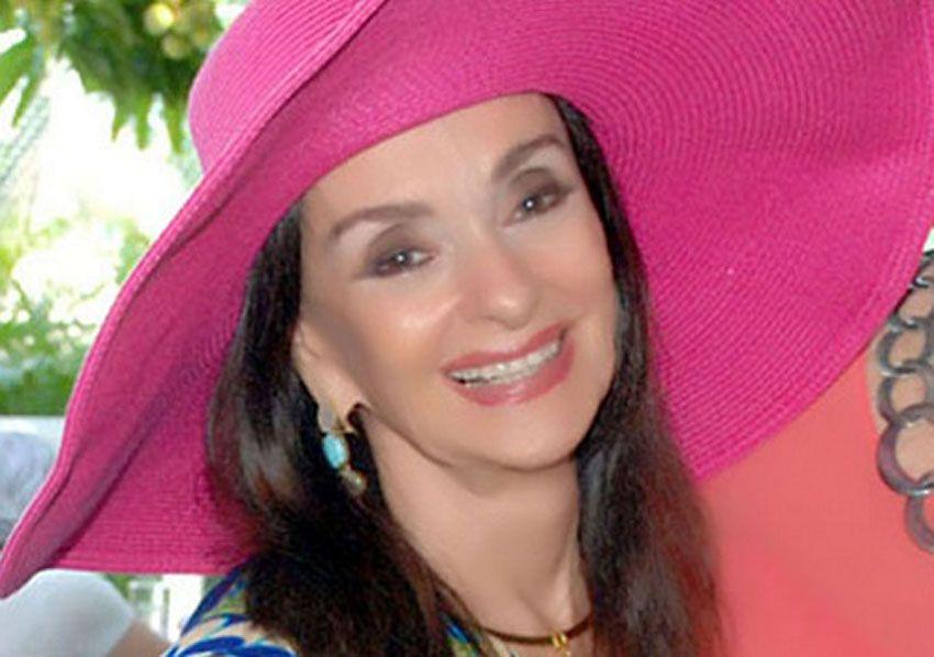 Verinha Luedy convida você para o almoço beneficente do Instituto Brasileiro de Investigação da Tubreculos no Iacht dia 29/08