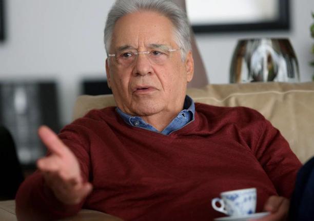 FHC diz que falta legitimidade a Temer e sugere eleição