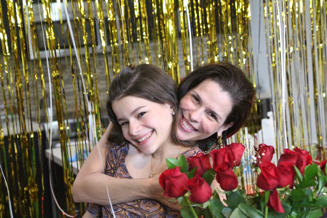 Silvana e Mário Kertész foram destaque no aniversário de Luiz Viana Neto
