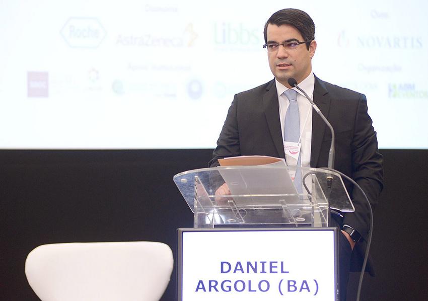 Dr. Daniel Argolo é nomeado membro de importante comitê da Sociedade Americana de Oncologia Clínica