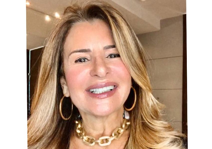 Graça Valadares joalheira very special, é a nobre aniversariante de hoje dia 20 de novembro