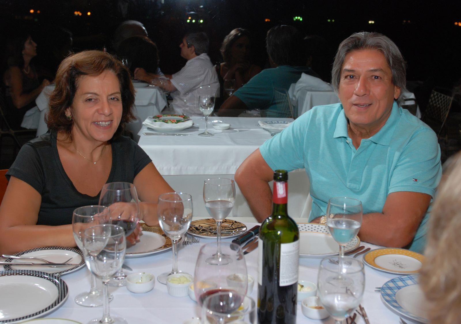Virginia e Fernando Jorge Carneiro é o casal very special de hoje 20 de novembro de 2020