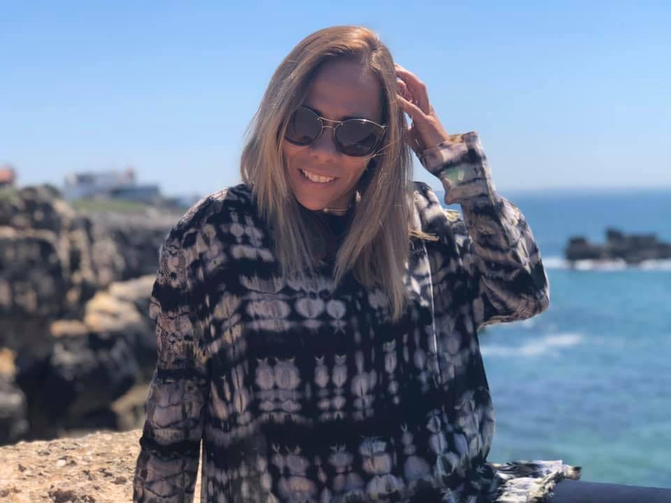 Ana Cristina Marques a aniversariante de hoje dia 27 de novembro