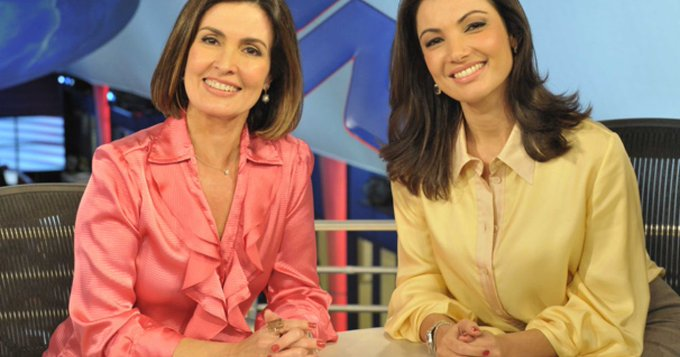 Após diagnóstico de câncer no útero, Fátima será substituída por Patrícia Poeta