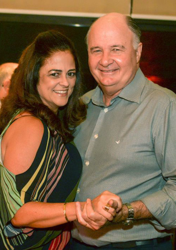 Suzana e Jorge Sande um casal very special and very important antes da pandemia