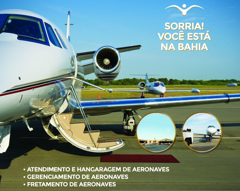 Abaeté Taxi Aéreo - Feliz dia da Aviação