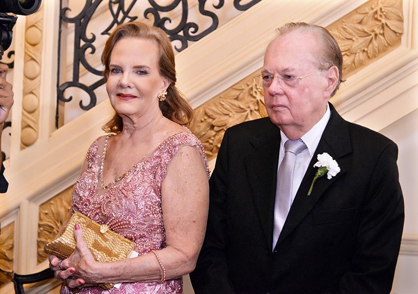 Ana Maria e Carlos Machado o casal destaque deste sábado 07 de julho
