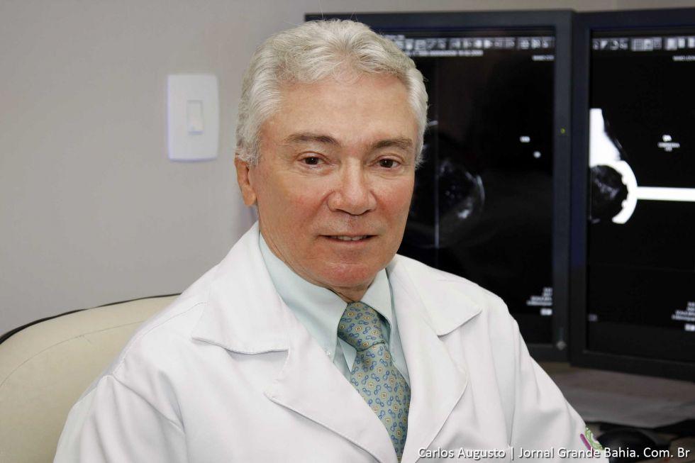 Dr. João Soares de Almeida foi titulado a autoridade da mastologia na Bahia. Ver mais...