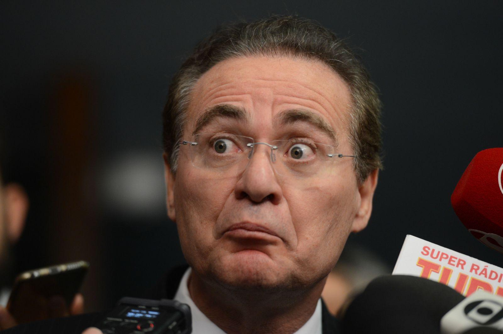 Senado rejeita manobra de Renan para lei anticorrupção