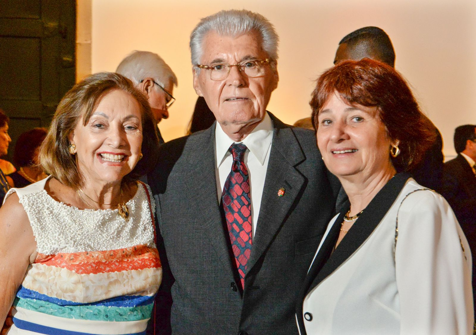 Margarida Luz, Geza Urmenyi(cônsul da República Checo e Ilde Urmenyi foram destaque em 2016.