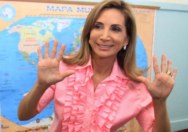 Polícia Federal prendeu nesta sexta-feira, Dárcy Vera prefeita de Ribeirão Preto (SP)