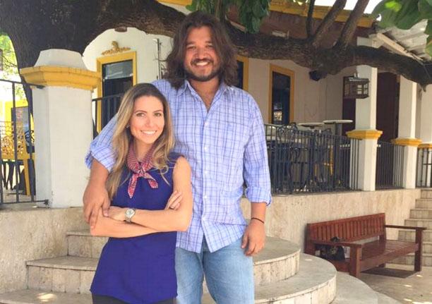 DUDU BARROS E RAFAELA MECCIA PROMOVEM A FESTA SERTANEJINHO NA CASA ALMENDRA NESTA SEXTA