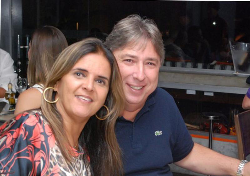 Eliezer Schnitman e Ana Maria o comerciante destaque de hoje 07 de abril