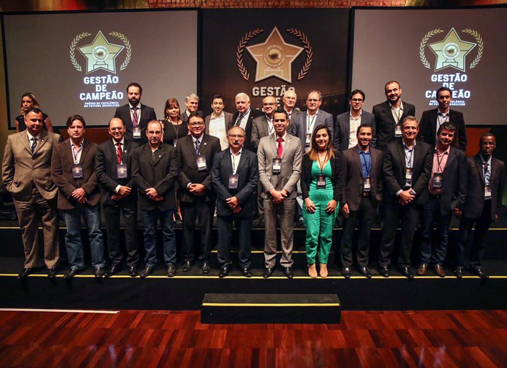 Gestão de Campeão será uma ferramenta para auxiliar os processos de gestão dos clubes de forma a torná-los mais eficientes.