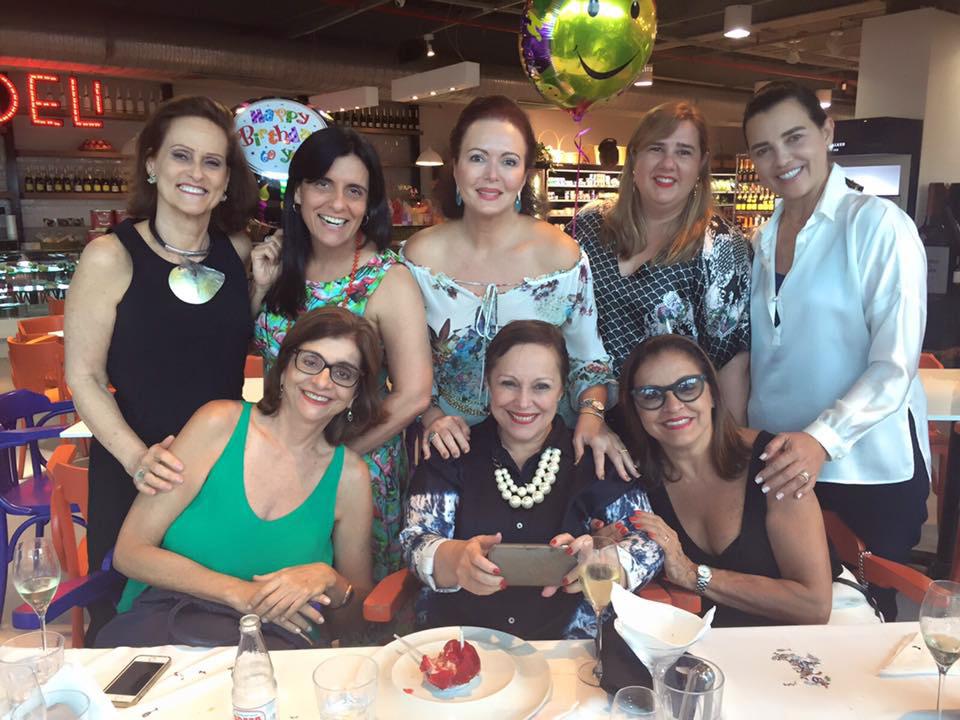Lisi Silveira a nobre aniversariante de hoje 26 de setembro.