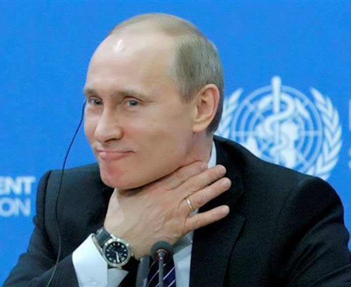 Putin está intalado com o que Trump tem falado, mas mandou feliz Ano Novo pra ele. Que lição!